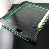 Wholesale Creative Home luminous message board handwritten fluorescence plate LED fluorescent handwriting board led tablet