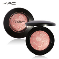 baking powder for face - MRC Face Makeup Mineral Blusher Blush Powder Baked Cheek Color Blusher Maquiagem Blusher Blush Palette For Face Make Up