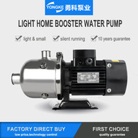bathroom pressure pump - 100 HZ m3 h phase or phase anti corrosion stainless steel boiler feed hot water supply bathroom centrifugal pump