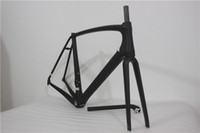 Wholesale hot sales ultra light carbon road bike frame Sl5 with full carbon fork size cm