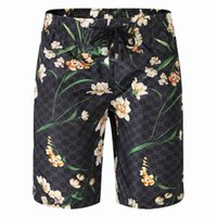 Wholesale Swim Trunk Shorts For Men S S Beachwear Pants With Printed Flower Famous Brand Design