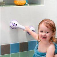 Wholesale 2016 Practical Super Grip Suction Cup Fridge Bathroom Shower Grab Support Bar Handle Rail