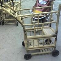 Wholesale Baby carriage Pure manual bamboo natural
