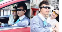Wholesale bluetooth smart sunglasses Answer phone call yes Bluetooth music yes Adjustable earphone yes earphone Hi fi stereo headset Color black