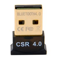 Wholesale Mini PC USB Computer Desktop Laptop Black Bluetooth CSR Dongle Adapter Free Drive Support Win8