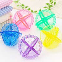 Wholesale Magic Washing Clothes Ball Reusable Balls Laundry Dryer Balls Washing Balls