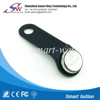 Wholesale dallas Ibutton ds1990 tm1990 RW1990 smart electronic key for access control system house security