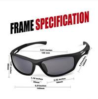 baseball frames - TR90 DUDUMA Sunglasses Hot Selling Unbreakable Frame Polarized Sports Sunglasses for Baseball Running Cycling Fishing Golf out128