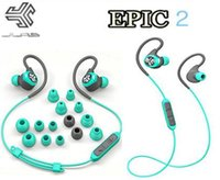 amazon cell phones - JLab Audio Epic2 Bluetooth Wireless Sport Earbuds Waterproof IPX5 Earphones Colors with Microphone Headphones Hotest Epic on Amazon