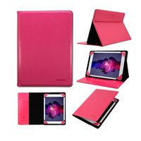 Wholesale KAKU Universal Luxury PU Stand Flip Cover Case with auto wake sleep For iPad inch with package