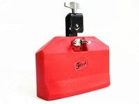 Wholesale Fleet Pitched Durable Plastic Cowbell Percussion Instruments Drum Accessories
