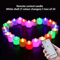 Wholesale New fashion LED candle remote control light used in courtship birthday wedding party of the most creative props holiday best gift