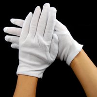Wholesale Labour protection glove cotton yarns work labor repair labor insurance gloves resistant nylon thickening