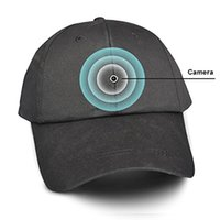 battery operated camera - 8GB Video Recording Cap Mini Spy Camera Hat Camcorder Battery Operated Baseball Cap Camera Fashionable Hat Camera
