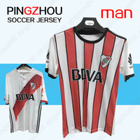 Wholesale 2016 Argentina New riverbed home away soccer jersey riverbed football shirt riverbed soccer Jersey AAA quality