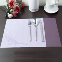 bamboo home accessories - Kitchen Accessories Decoration Home Kitchen Table Mats Pad on the Table Mat for Dining Table C0026