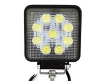 al por mayor 12v llevó los proyectores de la motocicleta-27W Luz del trabajo del Cree LED para la utilidad / la construcción IP65 9 * 3W Proyector 12V-30V Camión / motocicleta / lámpara 1890lm del barco