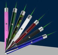 Wholesale USB charging laser flashlight Green and red lights outside the laser pointer refers to the star pen