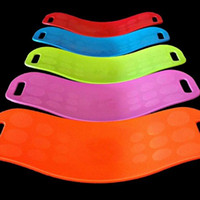 Wholesale popular fit board twist yoga Sit ups board with four colors