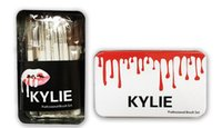 Wholesale Kylie Makeup Brushes Makeup Bush set Kylie Brush Foundation Blush Powder Makeup Tools Top Quality