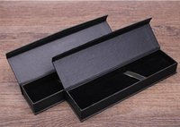Wholesale 10pcs set hot selling gift box creative school office stationery black business pen box office supply pen gift box
