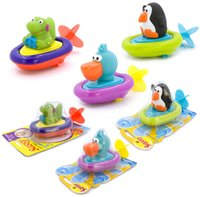Wholesale 2016 New arrival factory direct sale swimming paddle toy infant baby bath toy yellow mother duck paddle chidren China