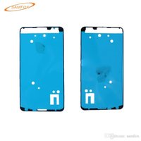 best accessories for galaxy note - Best Front Housing Adhesive Sticker for Samsung Galaxy Note Cell Phone Front Housing Adhesive Sticker Mobile Phone Accessories N0261