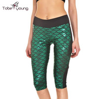 Cheap Mermaid Scale Leggings Plus Size | Free Shipping Mermaid ...