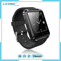 with cover and belt age paint - Bluetooth Smartwatch G10A Paint Smart Watch Wrist Watches for iPhone S Plus Samsung S4 S5 Note Android IOS Smartphone U8