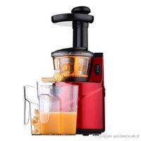 baby juice maker - Fashion Electric Baby Juicer Multi functional Steel Reverse Juice Machine for Fruit Vegetable home juicer maker juice extractor