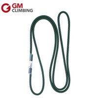 arborist climbing - Pre sewn quot Prusik Loop Climbing Rope mm Double Braid Friction Hitch Knot Rock Climbing Rope For Arborist Rappelling