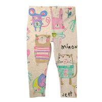 Wholesale New ArrIval Little Maven girls Kids leggings tights child Cotton cartoon print pants tights causal elegant girl child trouser