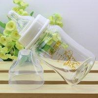 Wholesale BPA Fee newborn bottle baby baby milk feeding bottle infant milk bottles ER519