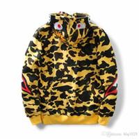Wholesale New Casual Men S Hoodies Fashion Brand Clothing BOY GIRLS Sweatshirts Camouflage Jacket Hoodie