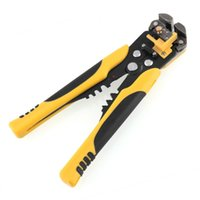 automatic wire stripers - Hot Automatic Wire Stripers Crimper Heavy Duty Adjustable Wirestripper Pliers Cutter Crimping Stripping Tool