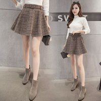 Wholesale Brand New WoMen s short skirt cotton one color drop shipping beautiful lovely cool