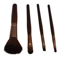 El precio más bajo Kit de cepillo cosmético del maquillaje De Pinceis De Maquiagen usado para las cejas, las pestañas, los ojos y los cepillos de las mejillas fija