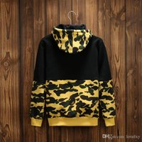 Wholesale winter long sleeved new cashmere sweater thick cashmere sweater sweater printed letters of youth hooded HY31M XXL