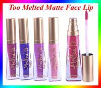 Wholesale Too Melted Matte Face Lip Gloss colors Matte Lipstick Makeup Melted Lip Gloss VS Kylie lipgloss Retro Matte lip