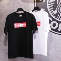 Wholesale Europe Japanese RIPNDIP T Shirt Men Wome High Quality Cartoon Cat T shirts Hip Hop Thrasher Rip n Dip RIPNDIP T Shirt Summer Tops tees