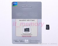 Wholesale PRO GB MicroSDXC Memory Card Class UHS I Micro TF SD Card microSDXC TF Memory Card for Car Music Player Mobile Phones