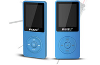 Wholesale 2016 original English version Ultrathin MP3 Player with GB storage and Inch Screen can play h Original RUIZU X02