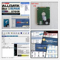 audi on sale - On Sales Alldata Software alldata and Mitchell auto repair software in1TB HDD fit win7 win8 XP for all cars trucks