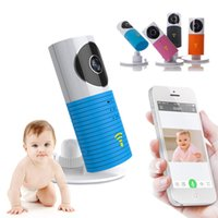 best baby camera - Original Clever Dog DOG W Wireless Wifi Baby Monitor Smart IP Camera Intelligent Alerts Nightvision Intercom Wifi Camera Best Quality
