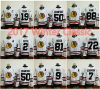 Wholesale Chicago Blackhawks jersey Winter Classic Ice Hockey jerseys Jonathan Toews Patrick Kane Duncan Keith Corey Crawford Hossa