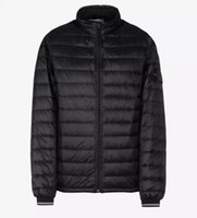 Wholesale Winter ultralight duck down jacket island fashion style winterjas heren veste homme hiver marque campera hombre invierno