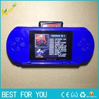 Nouveau chaud PXP3 16 bits enfants classiques de poche numérique console de jeux vidéo PVP PSP pour les enfants