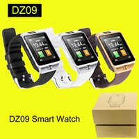 Wholesale DZ09 Smartwatch Samsung Smart Watchs GT08 U8 A1 Iwatch Apple SIM Intelligent Mobile Phone Watch can Record the Sleep State OTH110