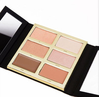Wholesale Dropshipping New sale Tarteist Pro Glow highlight contour palette TARTE eyeshadow shades DHL