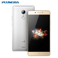 al por mayor zte 2 gb de ram-Original ZTE V5 Pro N939sc Octa Core Android 5.1 Teléfono móvil 5.5 '' 1920x1080 2GB RAM 16GB ROM 4G LTE 13.0MP 1080P Huella digital